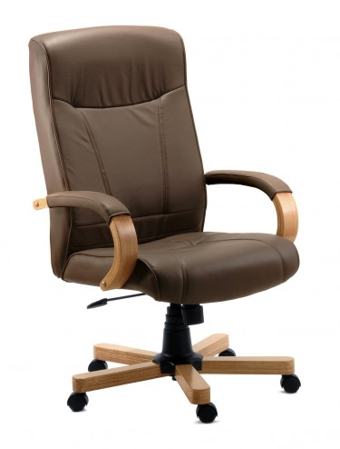 Richmond Leather Executive Chair 8511HLWBN