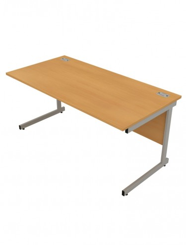 Bordeaux Straight Cantilever Desk LP91260