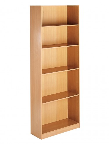 Dams High Economy Bookcase HBC - 2004mm Maestro Bookcase