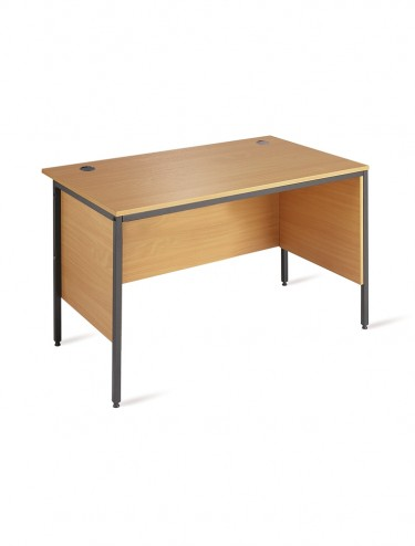 Maestro HM7 Straight Desk 1786mm wide H Leg
