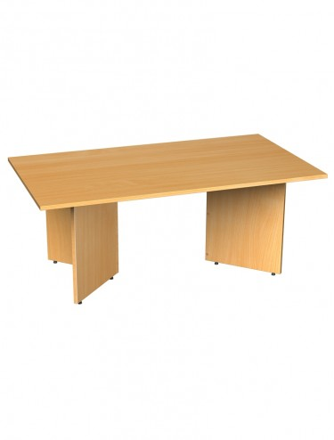 Rectangle Boardroom Table - 2000mm EB20