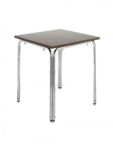 Stacking square bistro table N7BT -  Nantas aluminium700 x 700mm