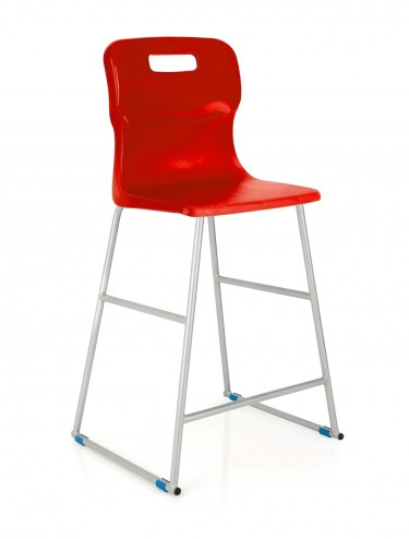 School Chair - Titan Ultimate High Stool Classroom Chair T60