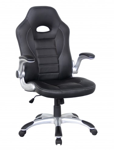 Talladega Racing Style Office Chair AOC8211BLK