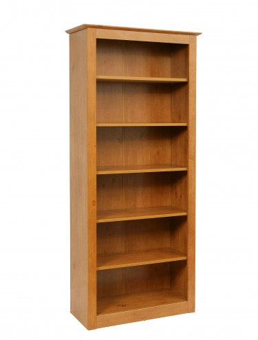 French Gardens 6 Shelf Bookcase 40106