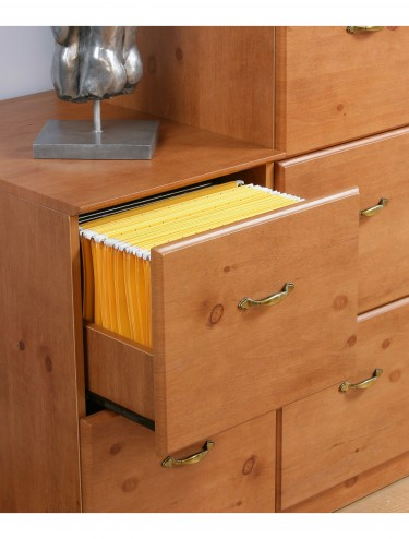 French Gardens 2 Drawer Filing Cabinet 10824
