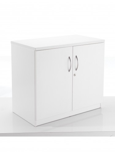 Lite Desk High Cupboard LITE745WDWH