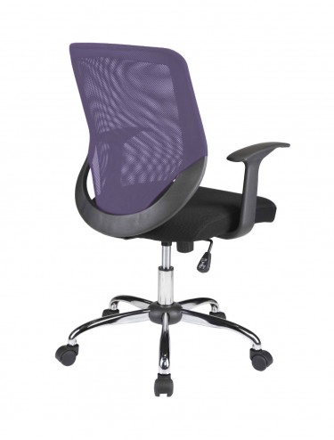Alphason Atlanta Mesh Chair AOC9201-M-PUR