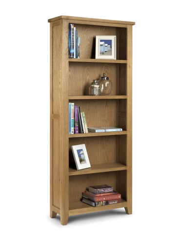 Julian Bowen Astoria Tall Bookcase AST007