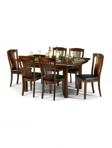 Julian Bowen Canterbury Dining Set CAN001