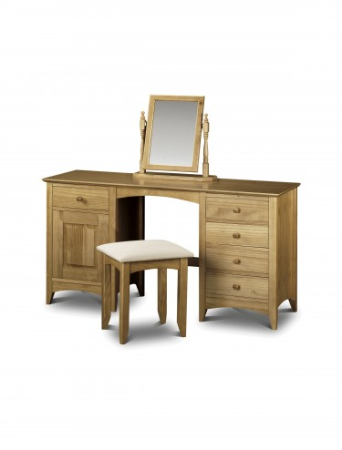 Julian Bowen Kendal Dressing Table & Stool