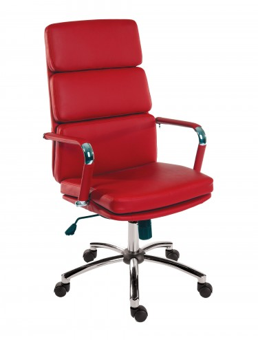 Deco Supple Faux Leather Executive Chair H9610L(1097)