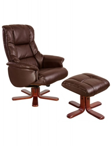 Chicago Luxury Recliner Chair 121 Office Furniture