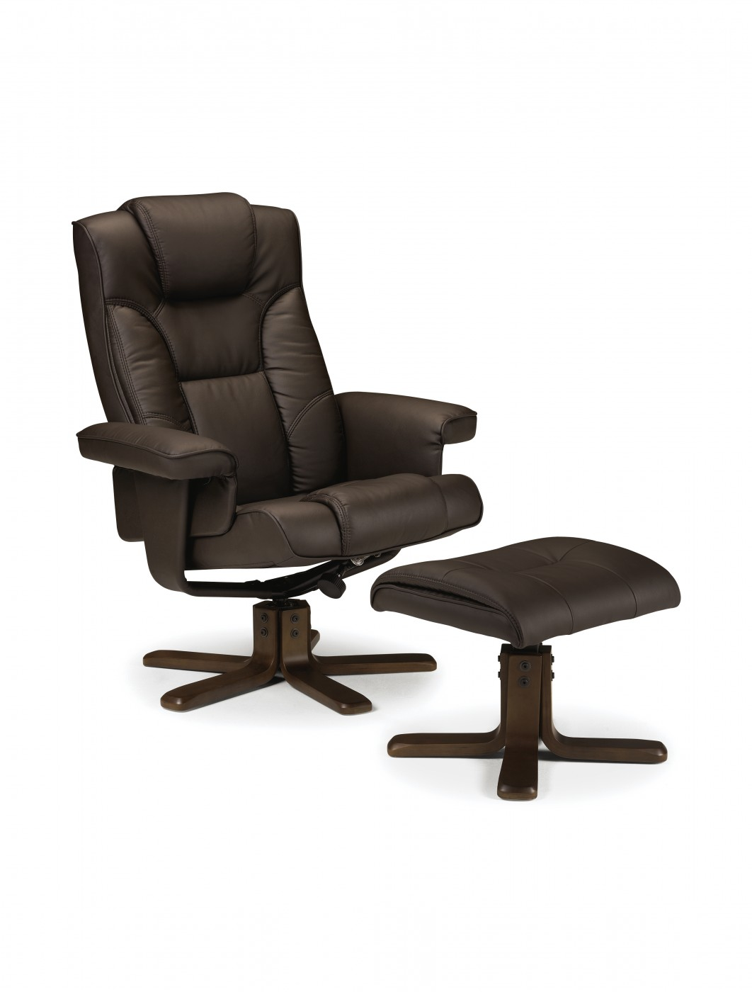 office recliners. Malmo Swivel Recliner Chair - Enlarged View Office Recliners