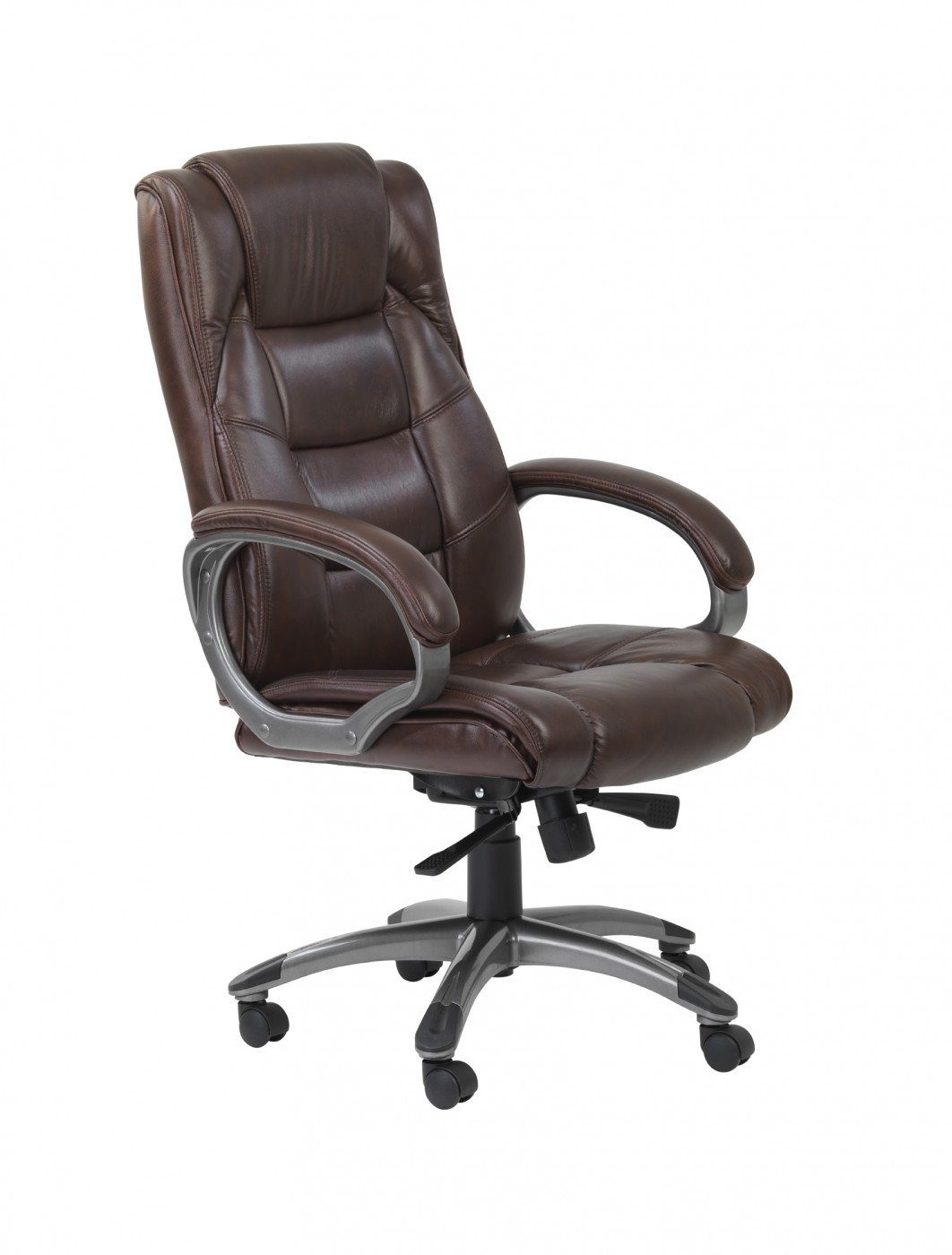 Northland High Back Leather Faced Executive Chair