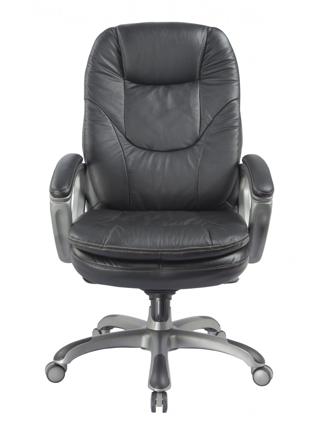 leather office chair. kiev leather office chair bcl/u646 - enlarged view