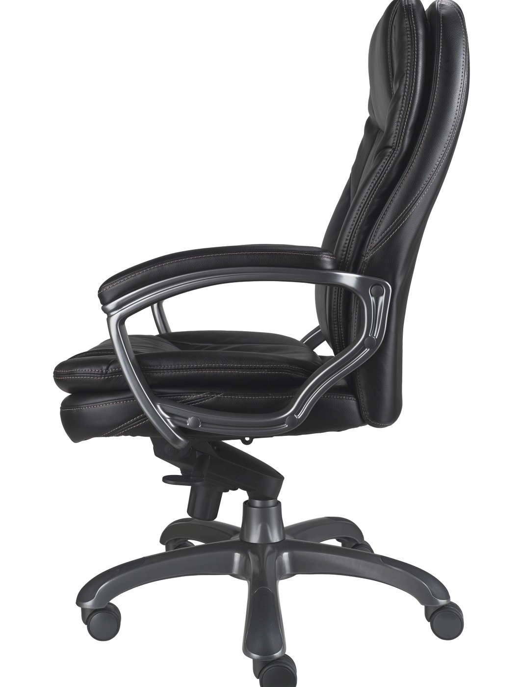 Kiev Leather Office Chair BCL/U646