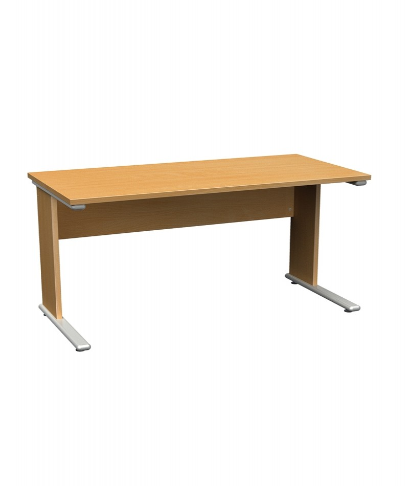 Urban 1380mm Wide Office Desk Ub1380b 121 Office Furniture