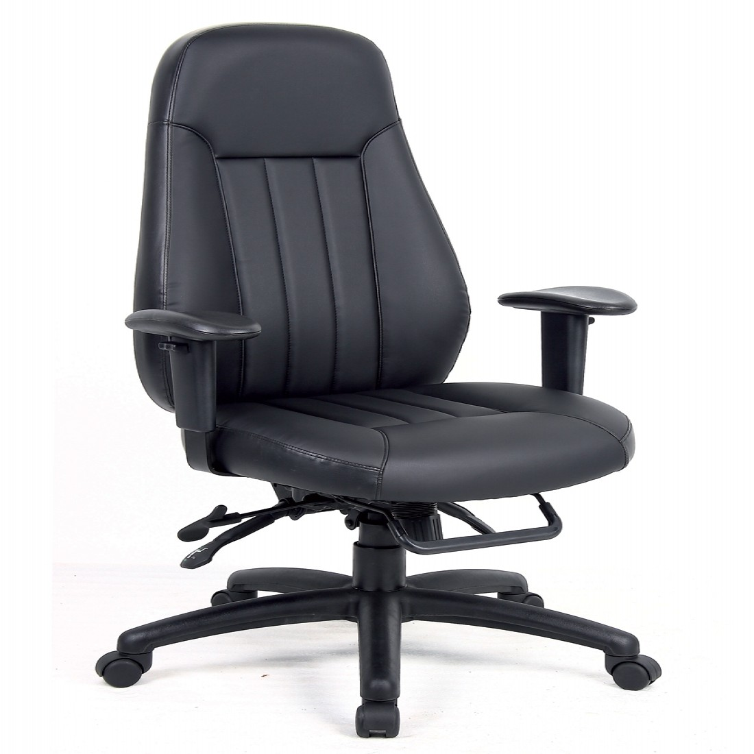 Zeus Heavy Duty Hour Leather Office Chair Office