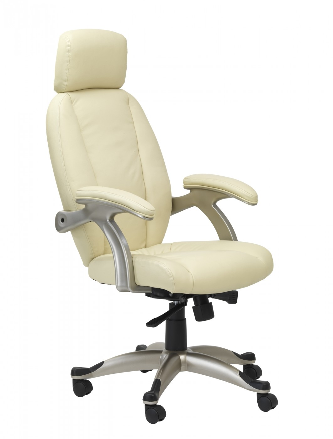 alphason northland brown high back real leather executive office chair. aoc6355-l alphason bentley high back leather faced executive chair - enlarged view northland brown real office r