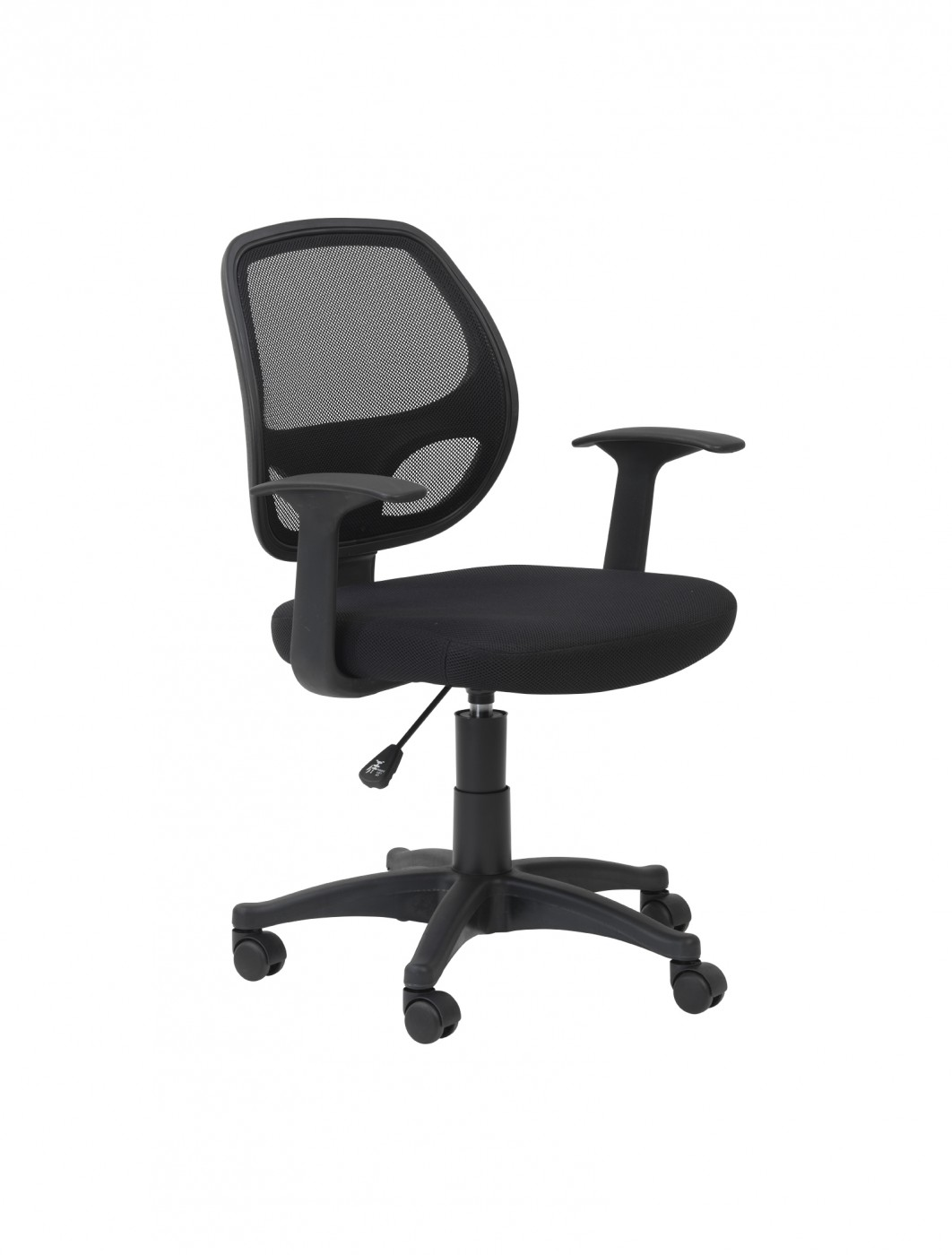 alphason davis office chairs aoc9118-m-bk   121 office furniture