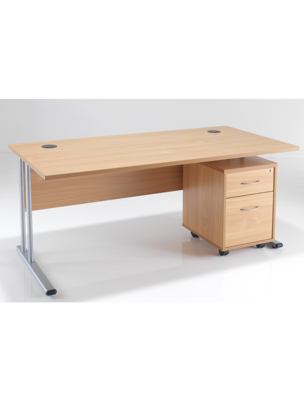 Office desk lite1280bebund2 - Mobile office desk ...