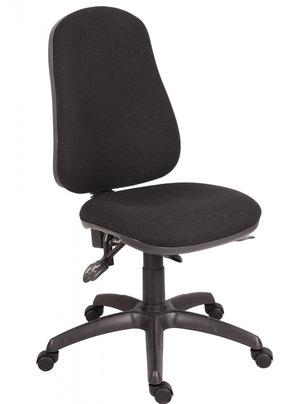 comfort office chair. Ergo Comfort Executive Operator Chair 9500BLK - Enlarged View Office L