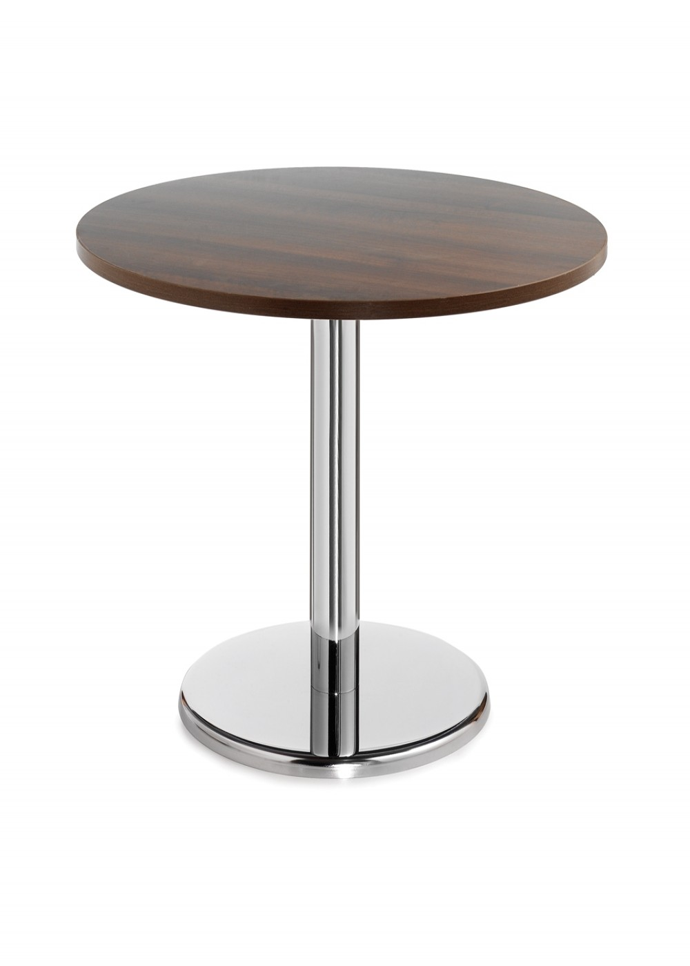 Bistro Table Round with Chrome Legs 121 Office Furniture