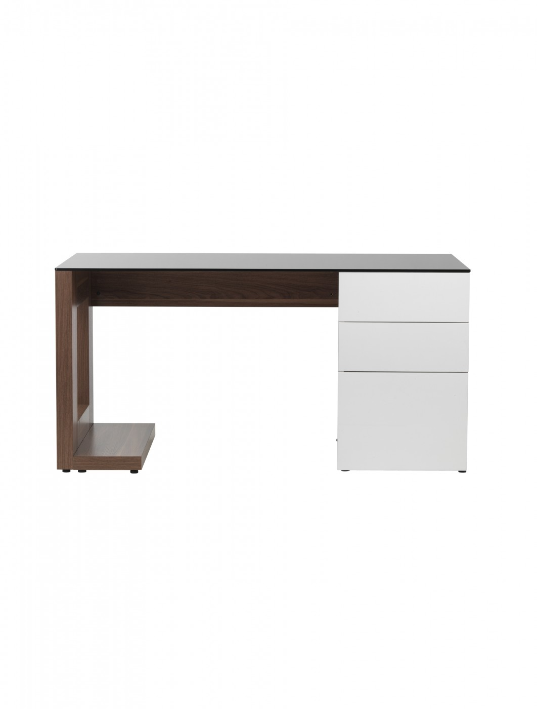 Alphason Sorbonne Executive Desk  ADSOR150-W