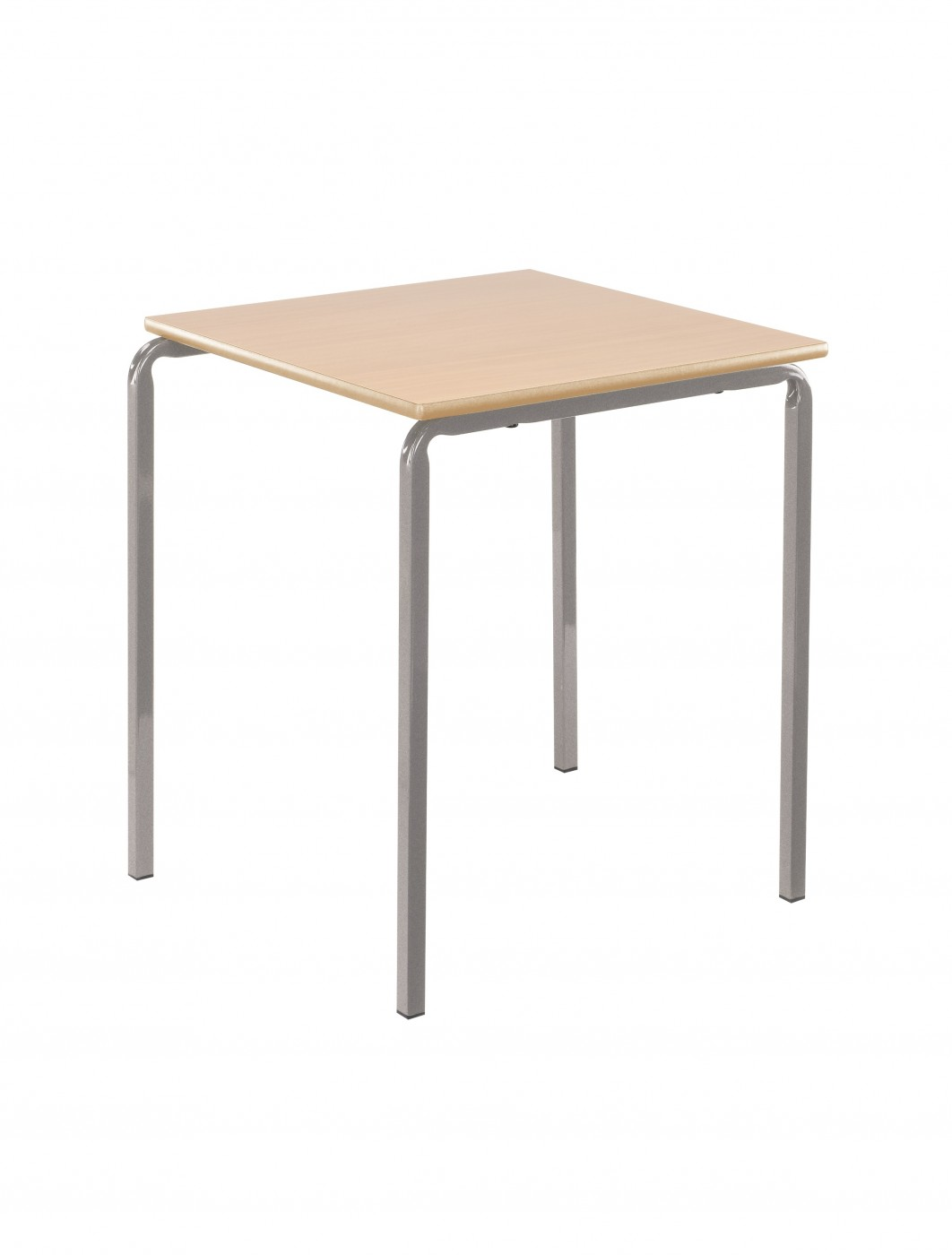 Square Stacking Table - 500x500mm Classroom Table CBSQ-55-MD