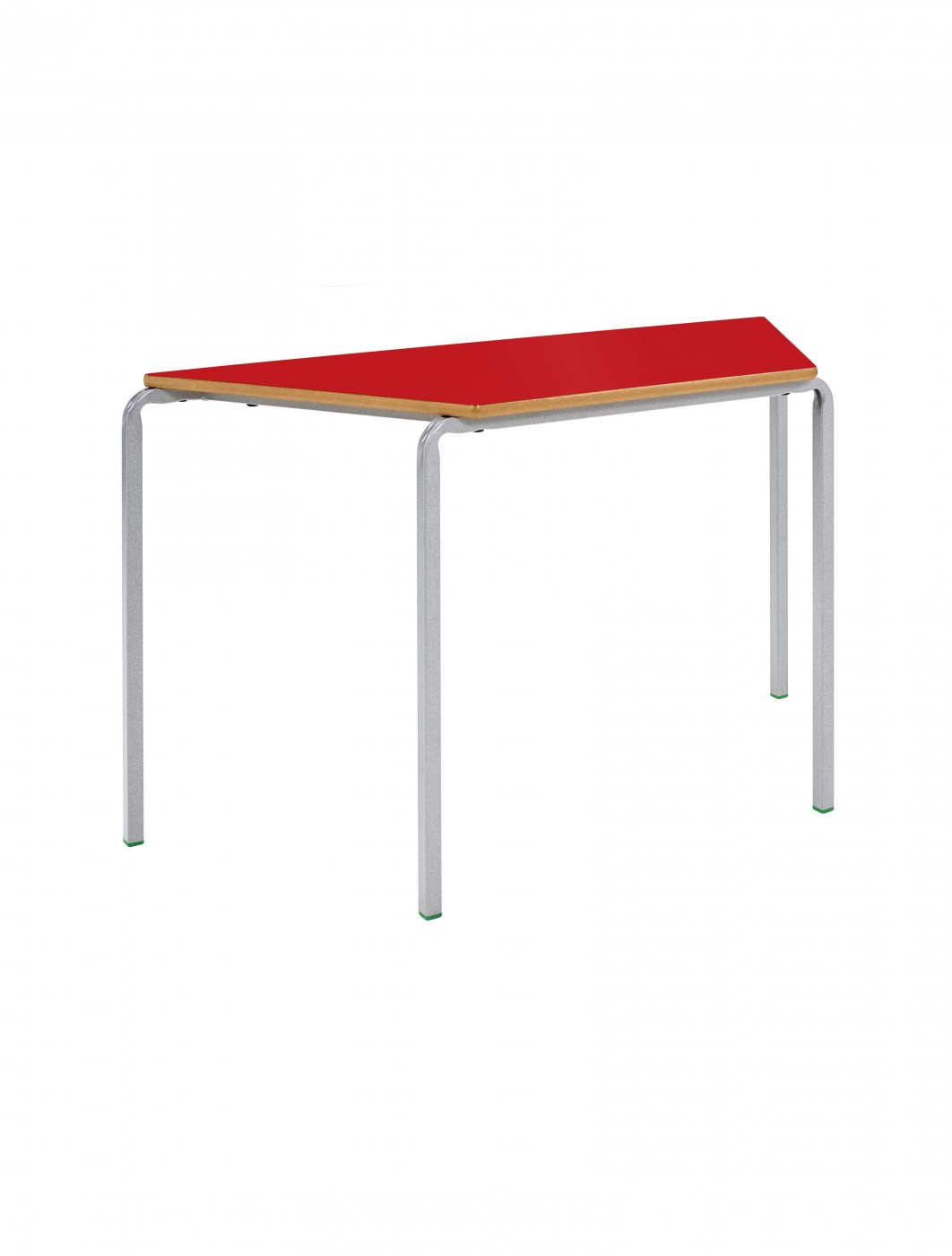 Classroom Table Metalliforms 1100mm Trapezoidal Classroom Table CBSQ-11LE-MD
