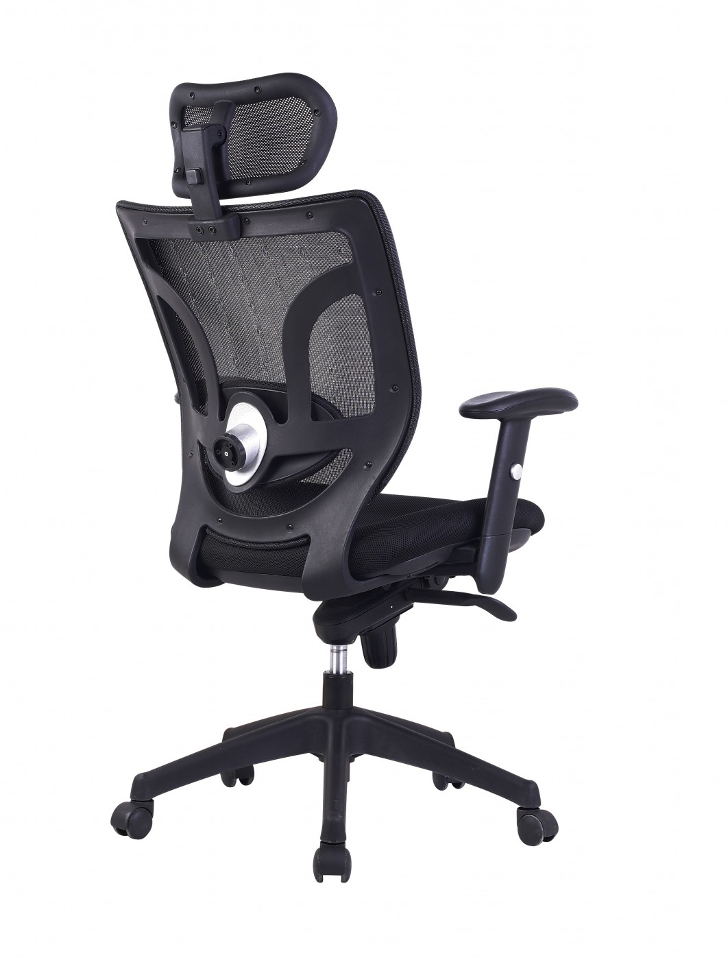 Mesh High Back Executive Chair BCM/K103/BK   Enlarged View